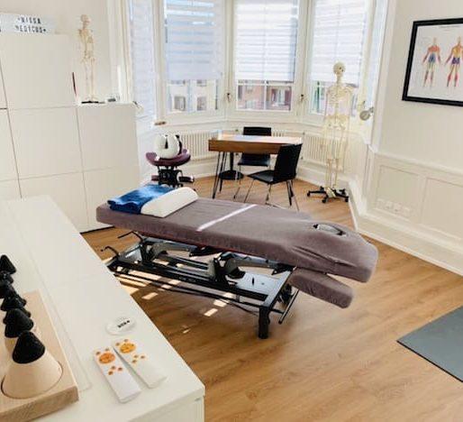 Massamedicus Klassische Massage Zuerich Innenraum Massage